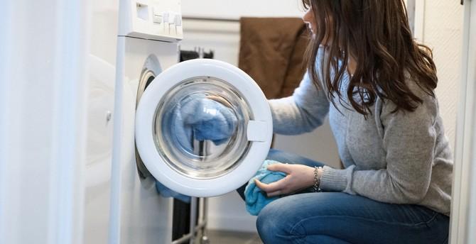 illustrasjonsbilde av vaskerom