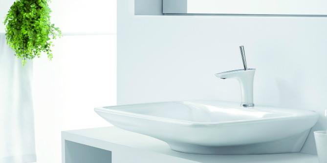 Bilde av vask - tips til bygging av nytt bad.